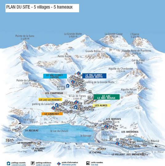 Allez Ski Tignes Pramecou 27 Val Claret Tignes